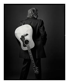 Johnny Cash by Mark Seliger