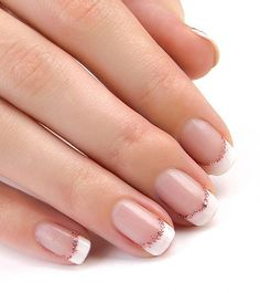 pretty french manicure - Google Search