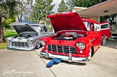 Chevy Trucks!