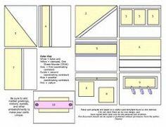 8 1/2 x 11 One sheet wonder cutting guides 4