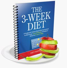 The three Week Diet is foolproof, science-based diet plan that guarantees to help people melt away from 12 to 23 pounds of ugly body fat within just 21 days. The man behind this weight loss plan is Brian Flatt – a sports nutritionist, health coach, and also a personal trainer who has helped thousands of people all over the world achieve their desired body shape without harsh workouts.