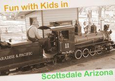 Scottsdale Arizona with Kids Travel Guide