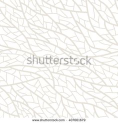Vector seamless pattern. Irregular abstract grid texture. Free hand drawn trellis.