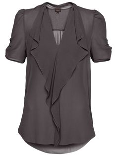 TB Tinsley Blouse from Aritzia - a perfect wardrobe piece that can be worn to the office or dressed up for an evening out!