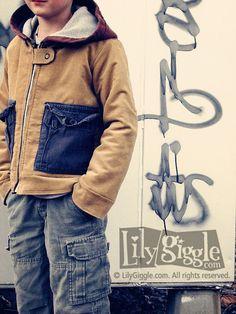 lilygiggle PDF sewing patterns on etsy  kids sizes, and cute boy stuff