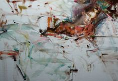 art blog - Kevin Beilfuss - THis guy is awesome oil on canvas