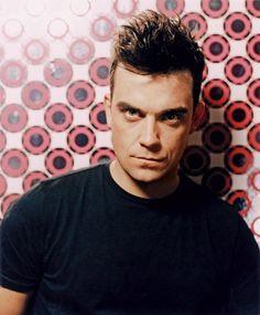 Robbie Williams (@ Come Undone Videoshoot)