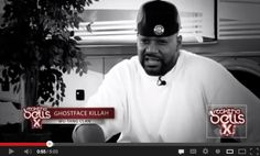 Ghostface Killah chops it up back stage at Rock the Bells 2012 speaking on his inspirations, like Rakim, Slick Rick and more. http://www.youtube.com/watch?v=A-eyZR6u9EA