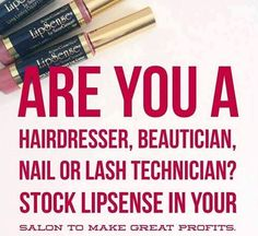Do you work in (or own) a salon?