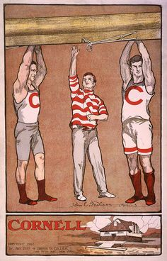 1902 Cornell Rowing.
