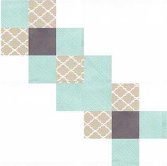Confetti Quilt Block Patterns