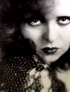 """Even now I can't trust life. It did too many awful things to me as a kid."" ~Clara Bow"