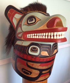 Duane Pasco bear helmet
