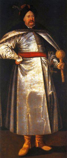 1654 - książę Janusz Radziwiłł (1612-1655)
