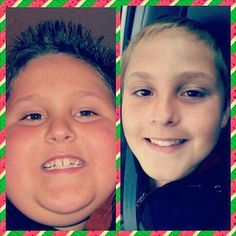 Congratulations to Mikyl for losing 50 pounds at a healthy rate. He says that he wants to help other kids just like him. What an inspiration! http://losetentowin.com/