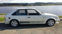 Opel kadett gte (D)