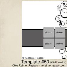 mosaic template set freebie scrapbooking pinterest