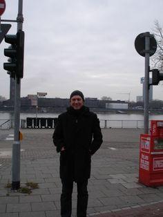 Spaziergang am Rhein vor dem FocusingPower Workshop in Köln