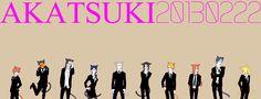 Tags: Akatsuki (NARUTO), NARUTO, Deidara, Sasori, Pixiv, Hidan, Tobi, Uchiha Itachi, Konan, Kakuzu, Hoshigaki Kisame, Pein, Uchiha Obito, Nagato (NARUTO), Apb, Criminals (Character Group)