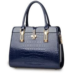 Women Casual Classy Luxury Tote; Top Handle Ladies Handbag;