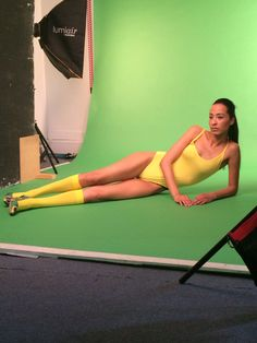 Photoshoot by Dionne Gooding #dionnegooding #football #worldcup #fifa #models #yellow #coolshoes
