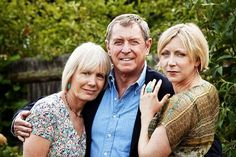 The legendary star of Bergerac and Midsomer Murders, 71, on fans that go too far, his down-to-earth family, and why he won't be retiring any time soon…