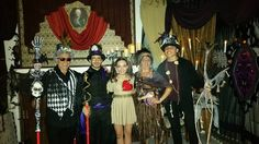 Halloween 2015 : the Voodoo family my own costumes and accessories Halloween 2015, Voodoo, Costumes, Accessories, Dresses, Fashion, Vestidos, Moda, Dress Up Clothes