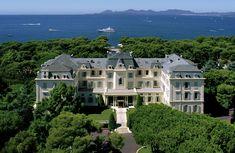Hôtel du Cap-Eden-Roc | Hôtel de Luxe à Antibes | Chambres Gallerie
