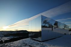 Created by Vienna-based Delugan Meissl Associated Architects, Casa Invisibile is…