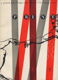 Covering Print Magazine, 1940-1953
