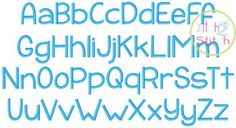 Payphone Embroidery Font in Font sizes: & numbers and punctuation included Machine Embroidery Applique, Embroidery Fonts, Felt Embroidery, Embroidery Ideas, Monogram Fonts, Monogram Letters, Monograms, Ribbon Font, Handwritten Fonts