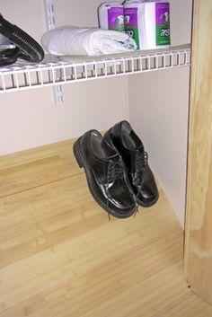 Diy Nursery Shelves
