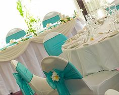wedding dress with aqua accents | Wedding Hall - Catering Hall - Banquet Hall in New Jersey: The Aqua ...