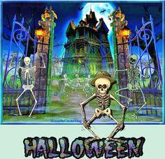 La danse des squelettes