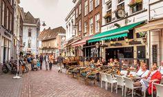 NS Libelle Toer: dwaal door de straatjes van bruisend Den Bosch