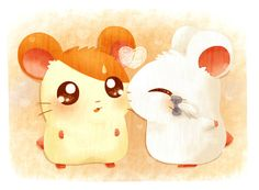 Find images and videos about sakura card captors and hamtaro on We Heart It - the app to get lost in what you love. Anime Animals, Cute Animals, Manga Anime, Anime Art, Otaku, Cute Hamsters, Animation, Cute Chibi, Cute Drawings