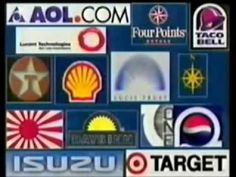 Corporate Logos are Ancient Pagan Symbols - Do You Really Understand Who Controls The World? - YouTube