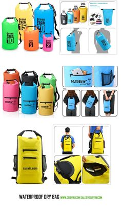 543be809bd waterproof dry bag backpack design oem design  dryBag  waterproofBag Tašky