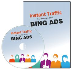 Instant Traffic For Pennies With Bing Ads Videos with Private Label Rights (GOLD Membership) Get Subscribers, Internet Marketing Course, Solo Ads, Sales Letter, Private Label, How To Get Rich, You Youtube, Training Programs, Business Planning