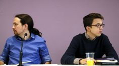 Los errejonistas: Estamos pagando la soberbia de Pablo con la cal viva Podemos ya no pinta nada