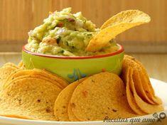 Receita de guacamole                                                                                                                                                                                 Mais
