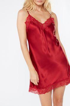 Silk Chemise, Lingerie Drawer, Silk Slip, Lace Insert, Ladies Slips, Lingerie Collection, Mannequin, Unique Fashion, Nightwear