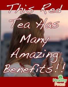 Besides possibly helping you to lose weight, there are a number of other health benefits to drinking rooibos tea. Many of the health benefits associated with drinking rooibos tea are derived from its potent antioxidant activity.