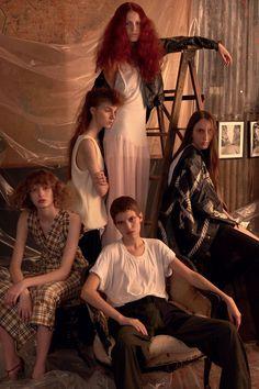 Alexandre Herchcovitch retorna à máquina de costura para criar a linha de roupas da À La Garçonne
