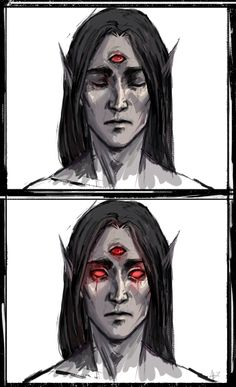 Open your eyes Elder Scrolls Games, Elder Scrolls Skyrim, Fantasy Character Design, Character Concept, Character Art, Fantasy Inspiration, Character Inspiration, Drow Male, Tes Skyrim