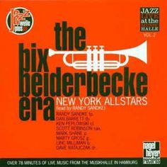 New York Allstars* Lead By Randy Sandke - The Bix Beiderbecke Era: buy CD, Album at Discogs Bix Beiderbecke, Cd Album, Live Music, All Star, Jazz, Blues, New York, News, Stuff To Buy