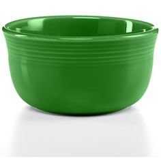 Fiesta Shamrock 28-oz. Gusto Bowl (€17) ❤ liked on Polyvore featuring home, kitchen & dining, serveware, kitchen, shamrock, fiesta serveware, fiesta bowl and glazed bowl