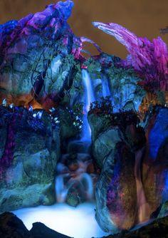 Disney World's Pandora - The World of AVATAR at night - stunning photos   Disney's Animal Kingdom