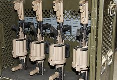 SecureIt Weapon storage racks cabinets and armory systems – Advanced Weapon Storage Systems
