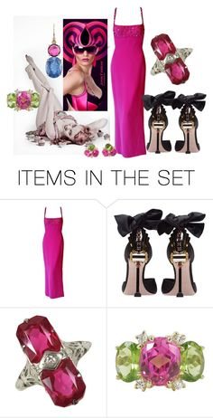 """NOW AND THEN"" by velvetviolet ❤ liked on Polyvore featuring art"